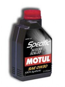 MOTUL Specific VW 506.01-506.00-503.00