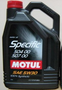 Motul Specific VW 504.00, 507.00