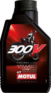 MOTUL 300V Factory Line 15W60 OFF Road